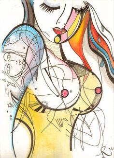 Artwork by Ruth Flett