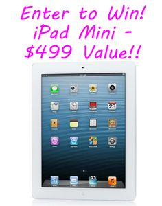 Ebates Ipad Mini Giveaway Dates - Book Corners, Just So You Know, Win Free Gifts, Things To Know, Get In Shape, Dream Vacations, Ipad Mini, Home Projects, Coupons