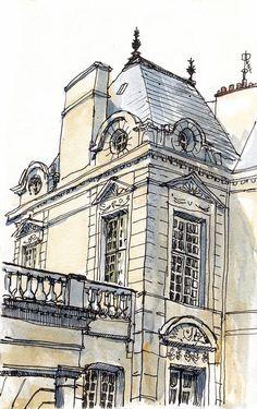 Paris: Hôtel de Sully