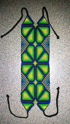 Bead Crochet Patterns, Beading Patterns Free, Seed Bead Patterns, Peyote Bracelet, Seed Bead Bracelets, Seed Bead Jewelry, Beaded Purses, Beaded Bags, Beaded Hat Bands