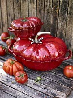 Tomatoes #kitchenfactory #staub #cocotte #tomato
