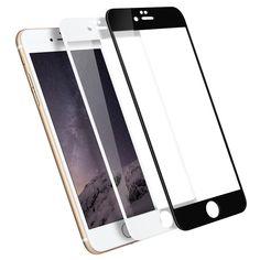 전체 화면 보호 강화 유리 9 h iphone 5 6 7 플러스 화면 보호 필름 유리를 iphone 5 5 s 5c se 6 6 초 7 플러스