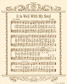 Gallery For > Vintage Hymn Sheet Music Gospel Song Lyrics, Great Song Lyrics, Christian Song Lyrics, Christian Quotes, Christian Music, Gospel Music, Praise Songs, Worship Songs, Praise And Worship