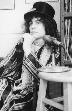 (The late) Marc Bolan