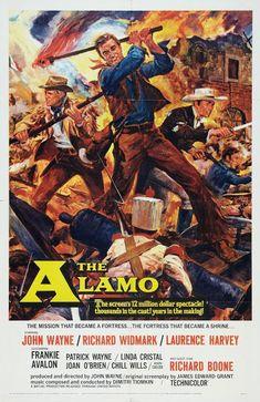 The Alamo (John Wayne, 1960)