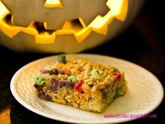 Halloween Rice Krisp
