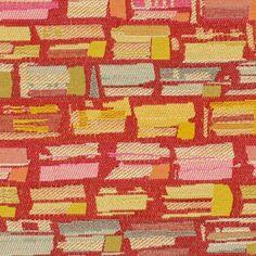 Robert Allen GEOSHAPE FLAME Fabric