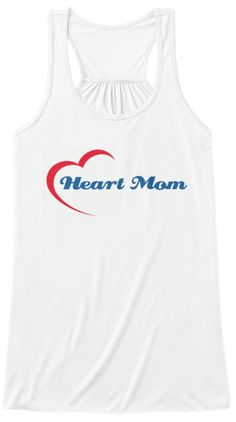 Heart Mom | Teespring
