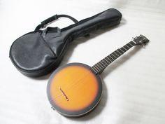 バンジョーmauis4弦楽器