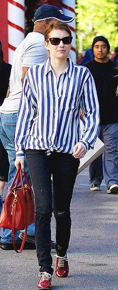 Emma Roberts (November 2012)