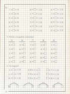 Fotoğraf: First Grade, Grade 1, Kindergarten Math Worksheets, Paper Trail, Math For Kids, English Vocabulary, Alphabet, Homeschool, Album