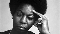 This hour we'll explore the life and music of the great Nina Simone. We'll talk with New York Magazine's Joe Hagan about his look inside Nina Simone's private diaries and chat with Simo… Nina Simone, Soul Jazz, Women In History, Black History, Samba, Billy Holiday, Baba Vanga, Young Gifted And Black, Montreux Jazz Festival