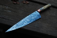 There are some jobs in the kitchen which, if carried out frequently, warrant having a special knife for the job. However, there are three knives that will most likely see the most use and tear; a chef's knife, a paring knife and a serrated knife.