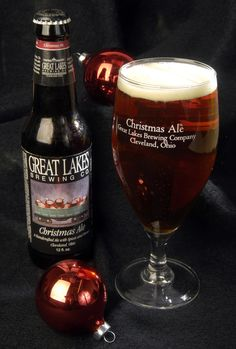 Great Lakes Brewery Christmas Ale - Still my favorite and only available in December