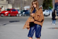 - Kristina Bazan in Paris - More #streetstyle images on www.thestreetmuse.it