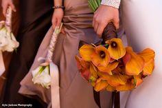 love the calla lillies