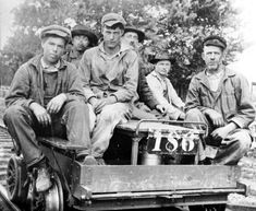 More men, specifically coal miners. Appalachian coal miners 1920s