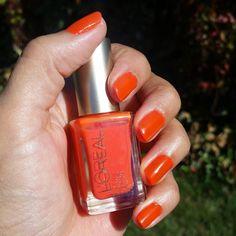 Energetic Tangerine