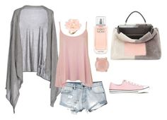 """""""Fly...:)"""" by lalynany ❤ liked on Polyvore featuring Dolce&Gabbana, RVCA, WearAll, Converse, Fendi, Calvin Klein, Milor and Dettagli"""