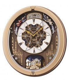 Seiko Musical Wall Clock QXM350G