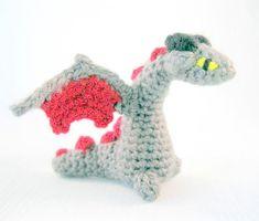 dragon amigurumi, dragon crochet, dragon crochet pattern, dragon crochet toy, dragon amigurumi doll Crochet Dragon, Crocheting, Dinosaur Stuffed Animal, Witch, Crochet Patterns, Crafty, Blog, Animals, Amigurumi