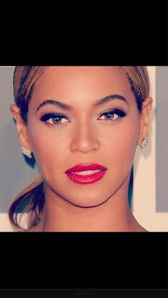 Beyonce ... http://www.hercampus.com/school/valdosta/beauty-and-brains-celebrity-beauty-secrets