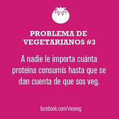 Problemas de veg(etari)anos