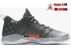 36eace784d93 Jordan Extra.Fly - Chaussures Basket Jordan Pas Cher Pour Homme Gris  foncé Blanc 854551-003