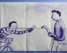 "Read more: https://www.luerzersarchive.com/en/magazine/commercial-detail/tempo-49291.html Tempo Tempo: ""Bike"" [00:30]# In this animated spot, a folded Tempo tissue serves as a paper marker sign. Riding after a girl on his bike, a boy gives every passer-by who sneezes a Tempo. Super: ""Tempo. As Life unfolds."" Tags: Noel Sharman,Publicis, London,Stephen Glenn,Film Club Productions,Vida Vega,Tempo"