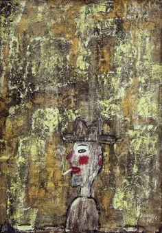 Henri Fantin Latour, Francoise Gilot, Collages, Nam June Paik, Degenerate Art, Jean Dubuffet, World Famous Artists, Jean Michel Basquiat, Art Brut