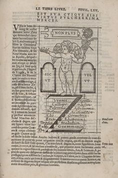 Les Bibliothèques Virtuelles Humanistes - Fac-similés > Notice