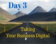 Take Your Business Digital Guide: 3 - Why LinkedIn is your first step Go Outside, First Step, The Outsiders, Digital, Business, Day, Instagram Posts, Travel, Viajes