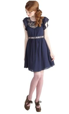ModCloth's Indie Darling Dress