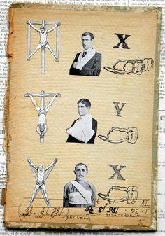 Crucificcion y sus secuelas.   por federico hurtado 2011