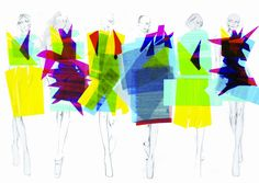 [Digital Beauty] IFA Paris 2013 Bachelor Fashion Design scholarship winner Tuan Ha Minh's work