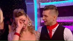 Pin for Later: Watch the Best Ever Strictly Come Dancing Performances The Ballroom Dances: Kimberley Walsh and Pasha Kovalev's Fusion