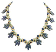 Bird's Tail Necklace - NEW