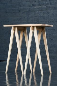 Armands Grūbe; 'Equus' Table, 2010s.