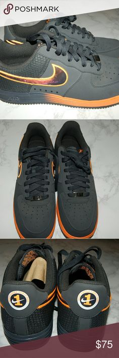 Men's Brand New Limited Edition Nike Lunar Force 1 Brand new. Never used. Box not included Nike Shoes