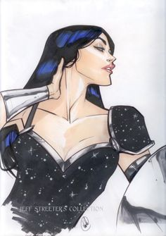 ladykillercomicbook:  Donna Troy by Joëlle Jones [source]
