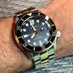 Seiko Skx, Seiko Watches, Metal Watch Bands, Leather Watch Bands, Best Looking Watches, Cool Watches, Replacement Watch Bands, Affordable Watches, Omega Seamaster
