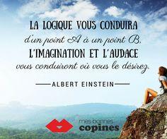 Pensée #quote #citation #AlbertEinstein
