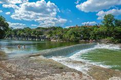 """Visit Georgetown Texas on Instagram: """"Georgetown's Blue Hole Park, along with the portion of the hike and bike trail going through the park, will reopen on August 12. Did you…"""" Georgetown Texas, Blue Hole, Small Lake, Texas Travel, Texas Tourism, Texas Hill Country, Country Life, Swimming Holes, Travel"""