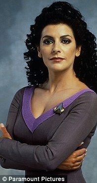 Deanna Troi from Star Trek
