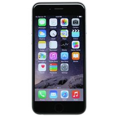 Apple Iphone 6, 16 Gb Space Grey