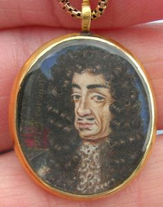 Charles II Pendant