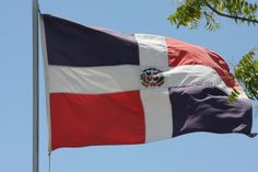 Primary setting for Caribbean Paradise (first Island Legacy Novel). Dominican Republic Flag, Republic Pictures, Greater Antilles, Voyager Loin, Flags Of The World, Punta Cana, Beautiful Islands, Night Life, Caribbean Flags