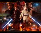 Star Wars: Revenge of the Sith Anakin and Obi wan