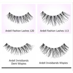 20a76457216 10 Best Ardell Fashion Lashes images in 2016 | Lashes, Eyelashes, Makeup