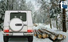 #MercedesBenz #G550 IN A WINTER WONDERLAND #MercedesBenz G-Class #GClass #G550 #SUV #OffRoad 2012 (2) #Automotive